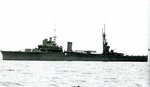 Light cruiser Kashii, July 15, 1941