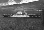 USS Lexington off Lahaina, Maui, US Territory of Hawaii, 16 Feb 1932