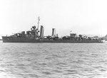 Mahan off the Mare Island Navy Yard, California, United States, 28 Apr 1942