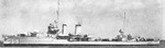Port side view of destroyer Monaghan, date unknown