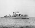Mugford off Boston, Massachusetts, United States, 25 Oct 1937