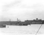 Mutsuki off Shanghai, China, Feb 1932, photo taken by G. Freret, USN
