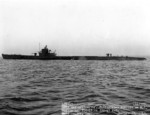 USS Permit off Mare Island Navy Yard, Vallejo, California, United States, 12 Jan 1943