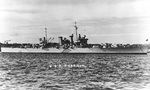 Phoenix at anchor, 1939