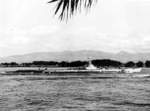 USS Pintado entering Pearl Harbor, US Territory of Hawaii, 1944-1945