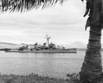 Preston arriving at Pearl Harbor, Hawaii, United States, 19 Mar 1964