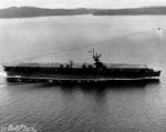 USS Princeton off Seattle, Washington, United States, 3 Jan 1944, 2 of 2