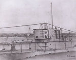 USS R-1 at Pearl Harbor, US Territory of Hawaii, 1923-1930, photo 1 of 2