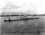USS R-1 at Pearl Harbor, US Territory of Hawaii, 1923-1930, photo 2 of 2