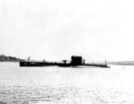 USS R-5, probably at New London, Connecticut, United States, 1940-1941