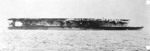 Carrier Ryujo underway off Iyo, Japan in the Inland Sea, 6 Sep 1934, photo 1 of 2