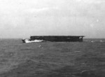 Ryujo at sea, Sep 1938