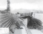 Carrier Ryujo under construction in Drydock No. 5, Yokosuka, Japan, 20 Oct 1931