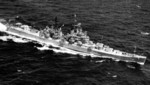 USS Saint Paul off Pearl Harbor, US Territory of Hawaii, 1 Jul 1959