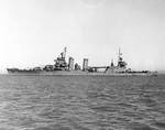 San Francisco off Mare Island Navy Yard, California, 15 Feb 1943