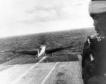 B5N torpedo bomber took off from Shokaku to attack Pearl Harbor, 7 Dec 1941
