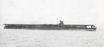 Carrier Soryu running trials, 22 Jan 1938, photo 2 of 2
