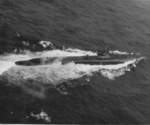 USS Spot underway in the Pacific Ocean, 24 Sep 1944, photo 2 of 3