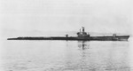 Submarine Springer, off Mare Island Naval Shipyard, Vallejo, California, United States, Oct 1944