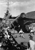 Entertainment provided for Tirpitz