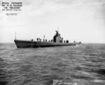 USS Tunny off San Francisco, California, United States, 6 Nov 1942