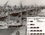 Victory and Liberty Ships at California Shipbuilding Corporation