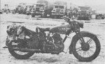 16H motorcycle, date unknown