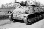 PzKpfw 35 S 739(f) medium tank in France or Belgium, Jun 1944