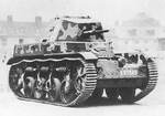 AMR 35 light tank, date unknown