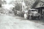 C15TA and other vehicles in Java, Dutch East Indies, 21 Jul-5 Aug 1947