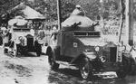 Japanese Crossley armored car, 1930s