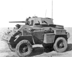 Humber Mk IV armoured car, date unknown, photo 2 of 2