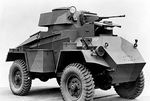 Humber armored car, date unknown