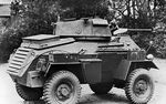 Humber Mk III armoured car, date unknown