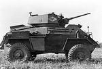 Humber Mk IV armoured car, date unknown, photo 1 of 2
