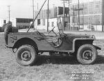 Bantam BRC 40 Light Reconnaissance Vehicle built by Checker Cab Company under contract, 11 Jun 1941