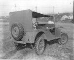 Bantam BRC 40 4x4 Light Reconnaissance Vehicle, date unknown