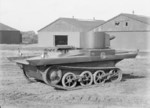 Vickers-Carden-Loyd Light Amphibious Tank, 1930s