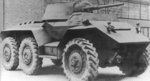 T22 prototype armored car, Mar 1942