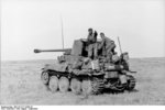 Marder III tank destroyer in southern Russia, Aug-Sep 1942