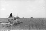 Panzer III medium tank in southern Russia, Aug-Sep 1942