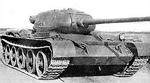 T-44-85 prototype medium tank, 1944