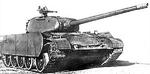 T-44-100 prototype medium tank, 1945