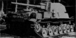 Type 4 Chi-To medium tank captured by American forces after the Japanese surrender, late-1945, photo 2 of 2