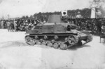 Type 92 Jyu-Sokosha tankette, date unknown