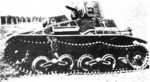 Japanese Type 94 Te-Ke tankette, date unknown