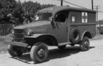 Dodge WC9 1/2 ton ambulance, 15 May 1941