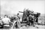 German 8.8 cm FlaK gun in Russia, Aug-Sep 1942, photo 2 of 3