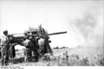 German 8.8 cm FlaK gun in Russia, Aug-Sep 1942, photo 3 of 3