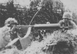 Chinese Type 24 machine gun crew, date uknown